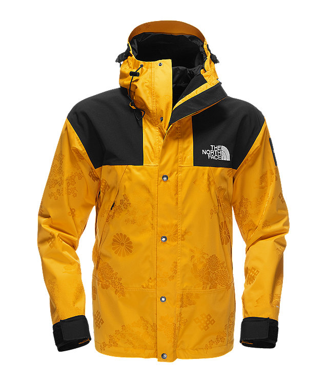MEN'S JACQUARD MOUNTAIN JACKET