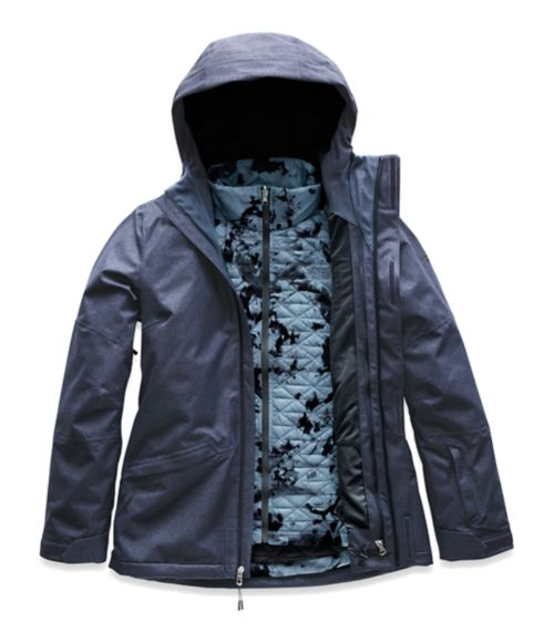 Women's ThermoBall™ Snow Triclimate® Jacket-