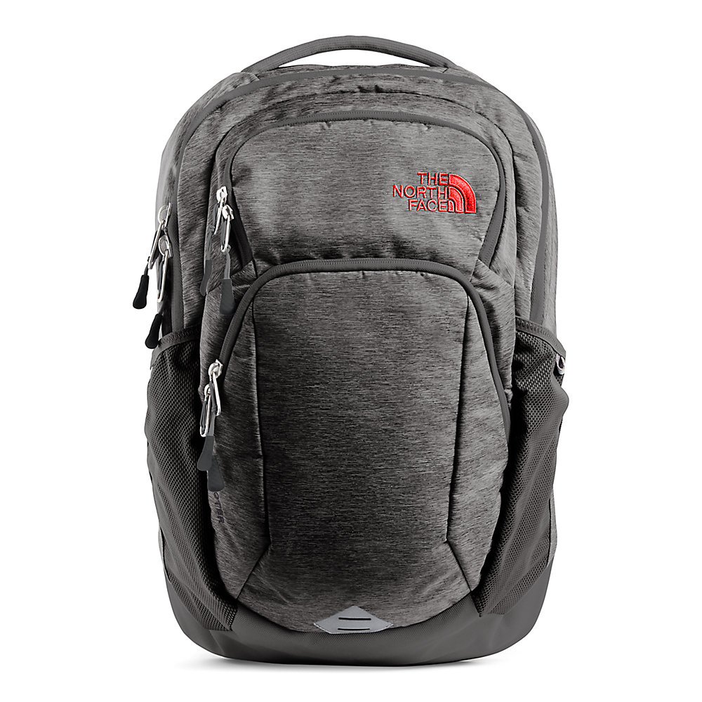 42844b46d The North Face Pivoter Backpack Shady Blue Heather Urban Navy- Fenix ...