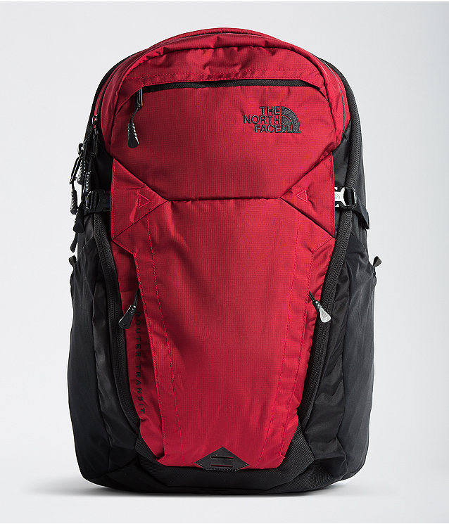 router transit backpack the north face