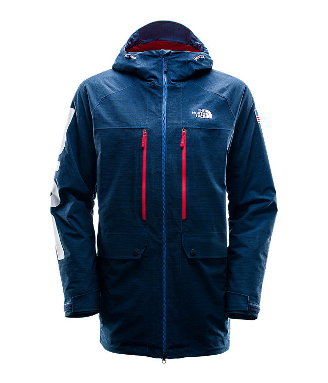 MEN'S FREESKI COACHES PARKA