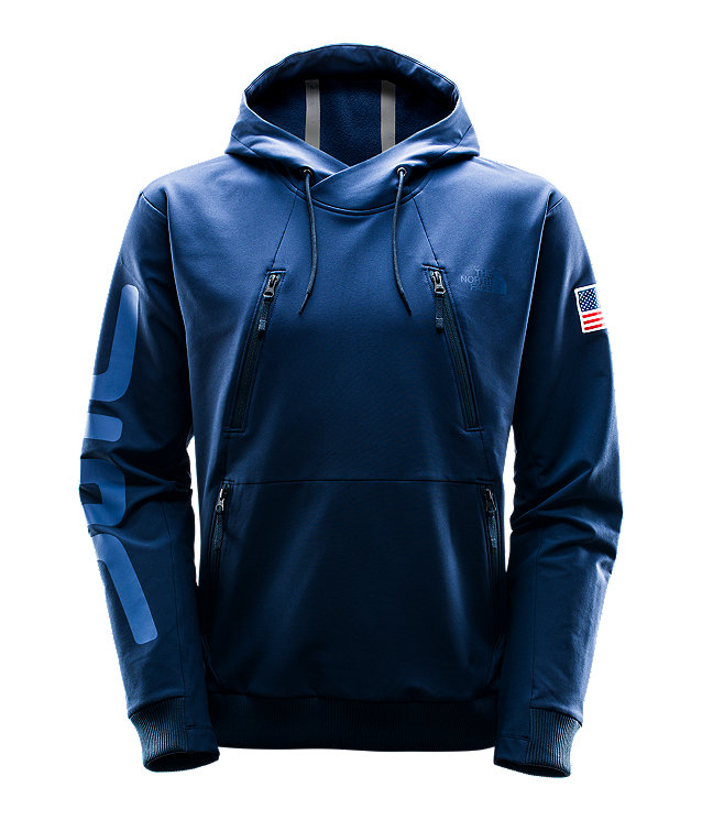 MEN'S FREESKI TECHN-O HOODIE PULLOVER