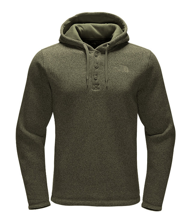 MEN'S GORDON LYON'S HOODED HENLEY