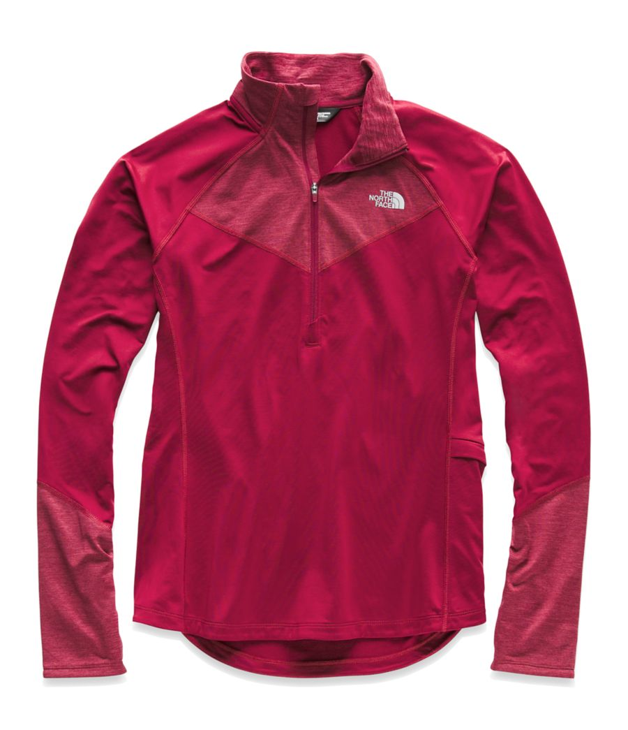 WOMEN'S WINTER WARM ½ ZIP JACKET-