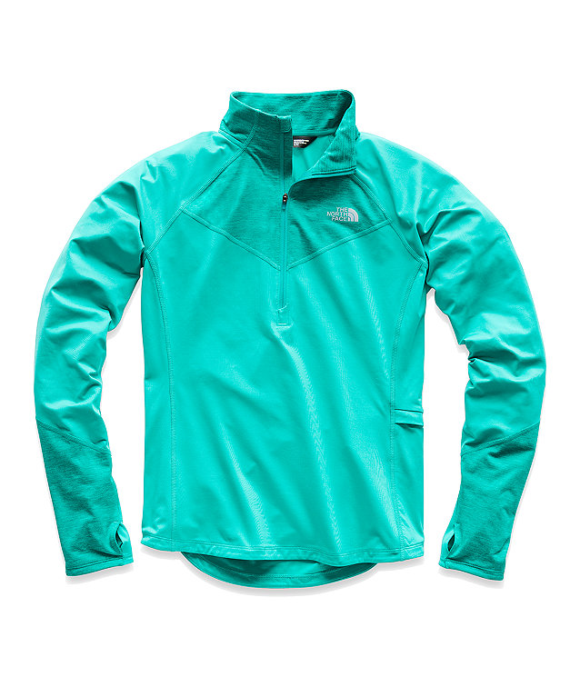 WOMEN'S WINTER WARM ½ ZIP JACKET