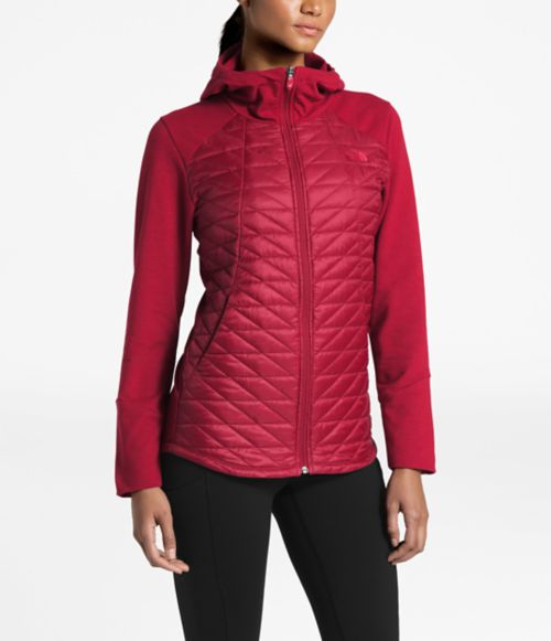 WOMEN'S MOTIVATION THERMOBALL™ JACKET-
