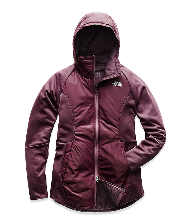 WOMEN'S MOTIVATION FULL ZIP JACKET