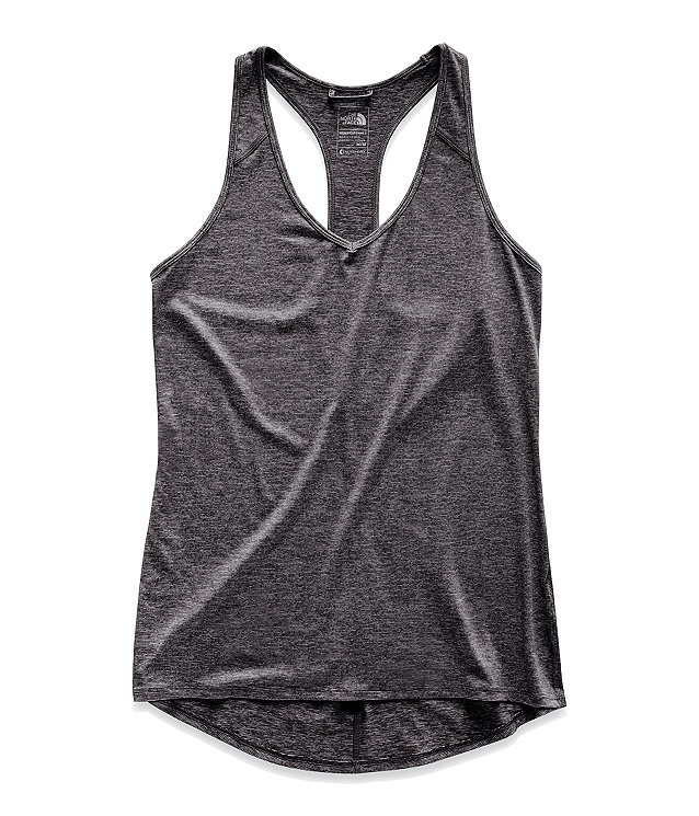 WOMEN'S MOTIVATION STRIPE TANK
