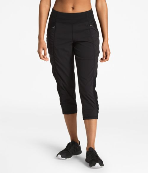 WOMEN'S ON THE GO MID-RISE CROP-