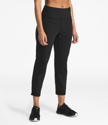 Women's Strong Is Beautiful Mid Rise Pants by The North Face