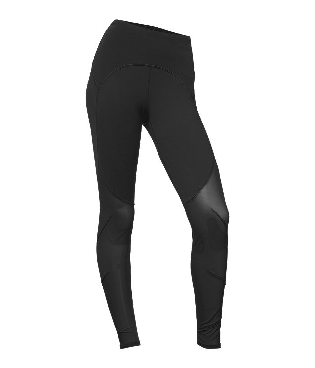 WOMEN'S VISION MESH MID-RISE TIGHTS