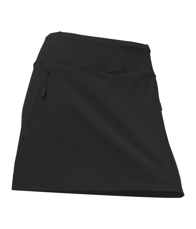 WOMEN'S MOTIVATION KNIT SKORT