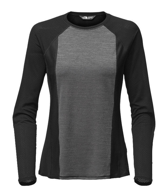WOMEN'S DETERMINATION LONG-SLEEVE TEE