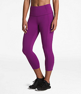 a38e2663 Women's Capri Workout Leggings & Tights | Free Shipping | The North Face