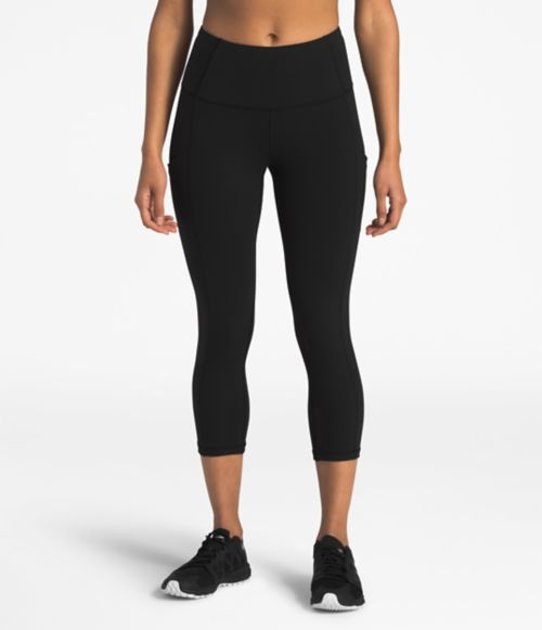 Women's Motivation High-Rise Pocket Crop | The North Face