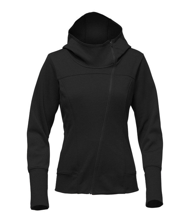 WOMEN'S TRAIN N GO FULL ZIP SWEATER