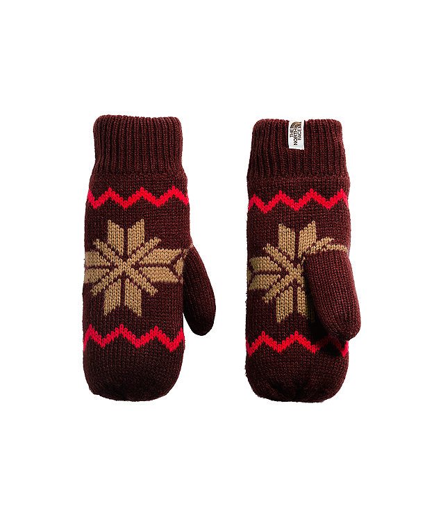 5a216581c4c Women's Fair Isle Mitts
