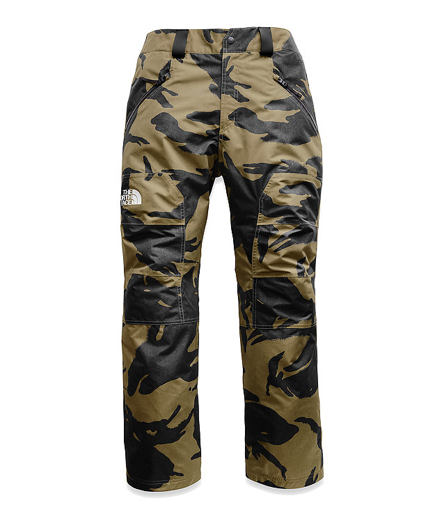 Men's Straight Six Pants
