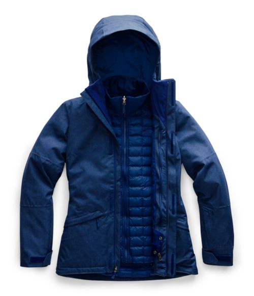 Women's ThermoBall™ Eco Snow Triclimate® Jacket-