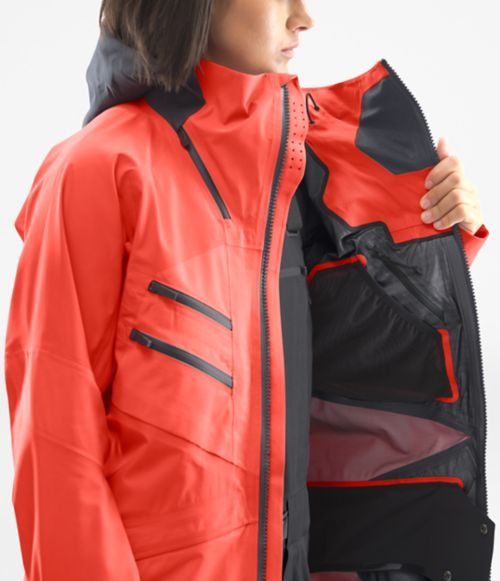 Manteau Brigandine FUTURELIGHT™ pour femmes-