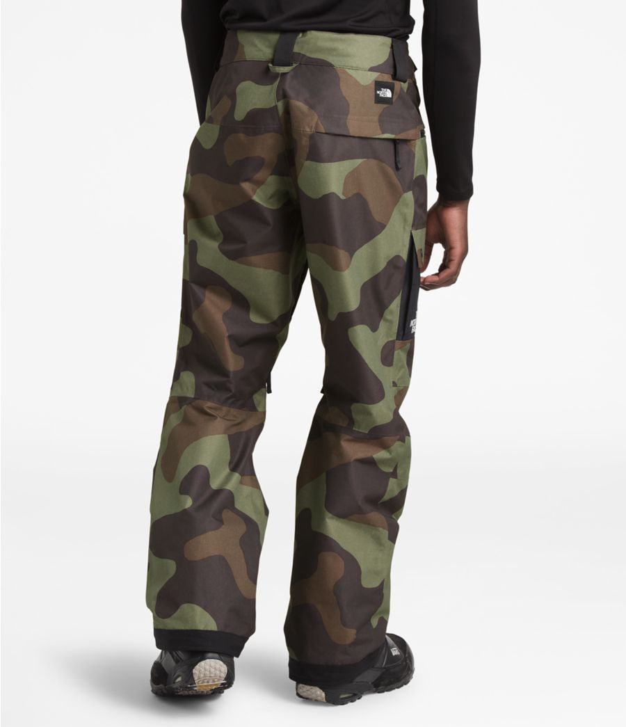 Men's Slashback Cargo Pants-