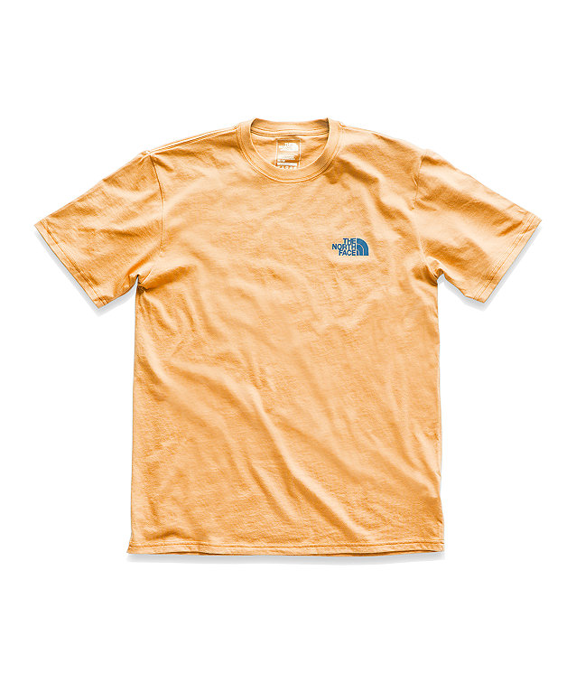 MEN'S SHORT-SLEEVE CLIMB ON RED BOX TEE