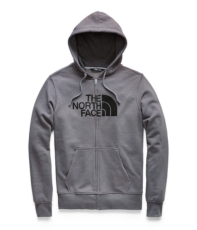 MEN'S HALF DOME FULL ZIP HOODIE