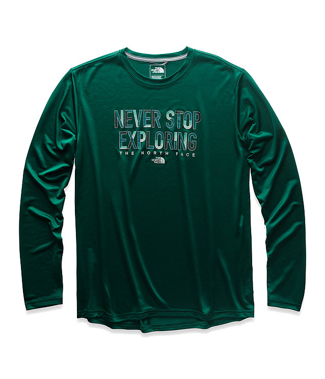 MEN'S LONG-SLEEVE REAXION TEE