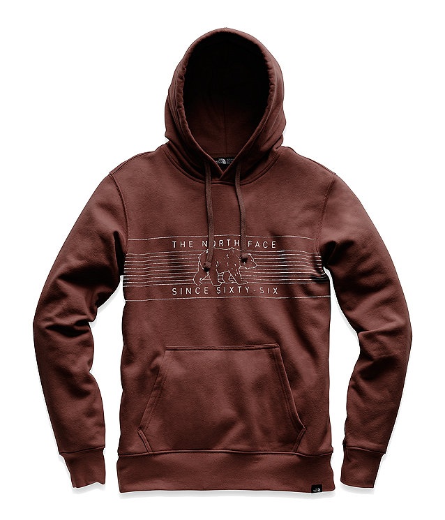 MEN'S PULLOVER BIG BEAR HOODIE