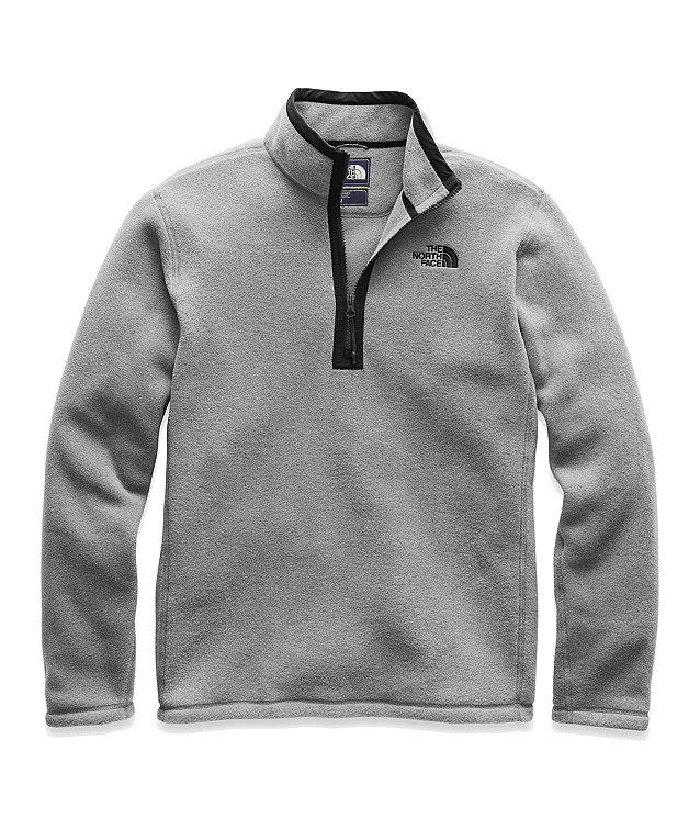 MEN'S PYRITE FLEECE ¼ ZIP