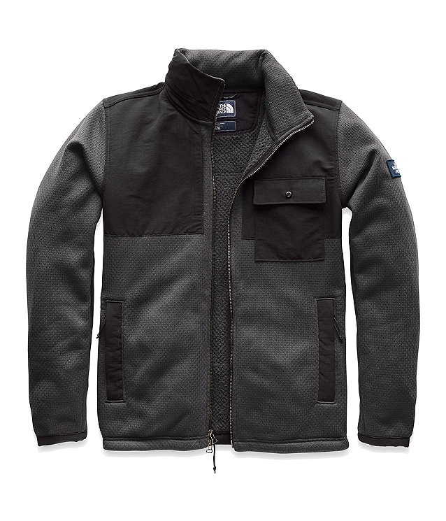 MEN'S BE-LAYED BACK FULL ZIP JACKET