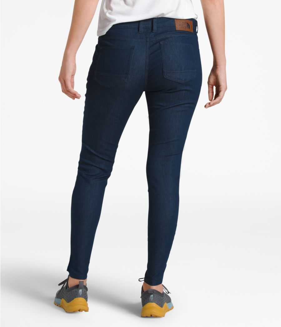 WOMEN'S TUNGSTED PANTS-