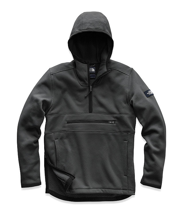 MEN'S BE-LAYED BACK ANORAK