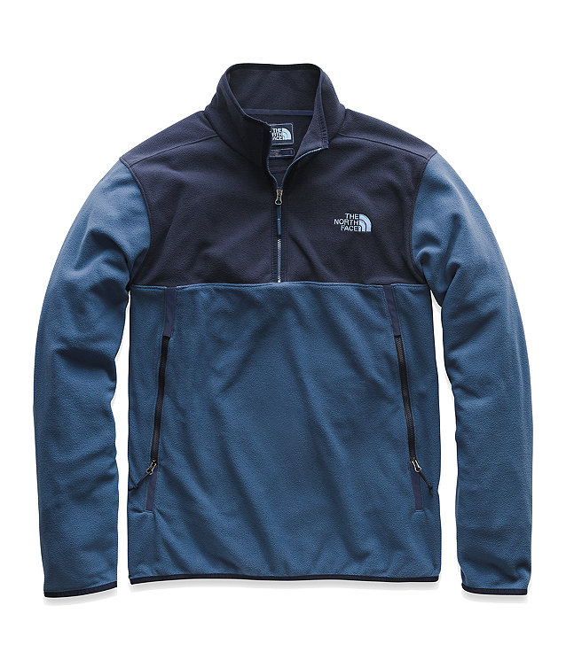 MEN'S GLACIER ALPINE ¼ ZIP