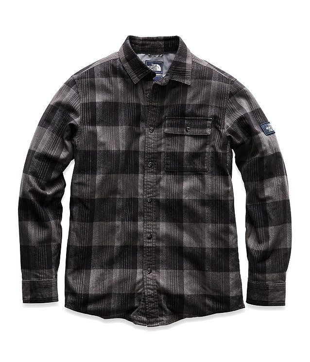 MEN'S LONG-SLEEVE STAYSIDE SHIRT