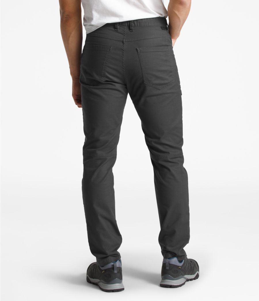 MEN'S SLIM FIT MOTION PANTS-