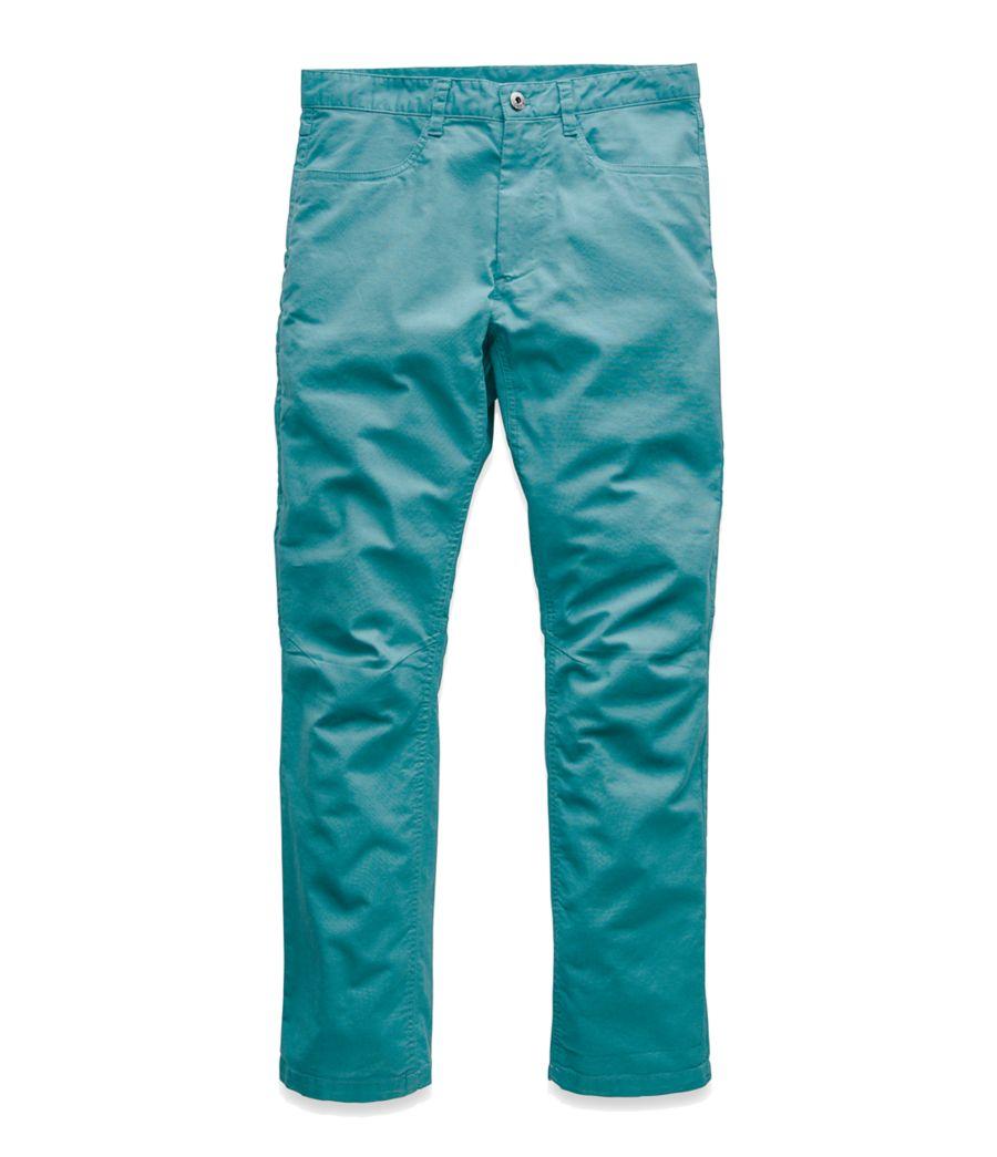 MEN'S SLIM FIT MOTION PANTS-
