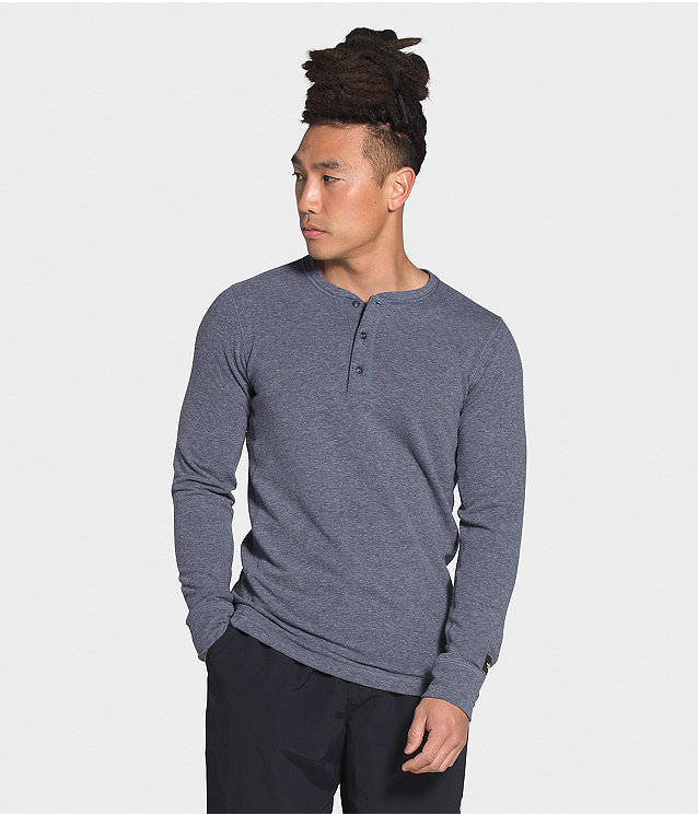 Men's Long-sleeve Tnf™ Terry Henley