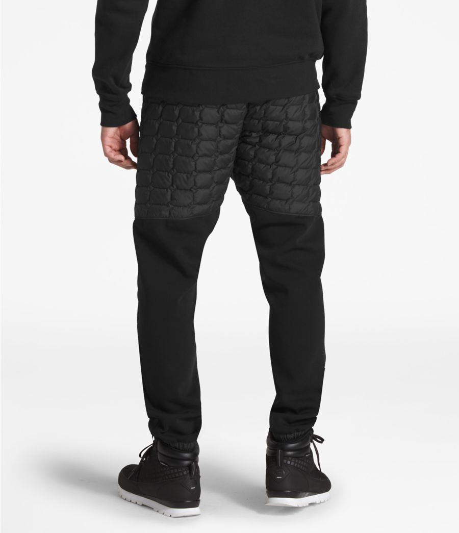 MEN'S THERMOBALL™ INSULATED HYBRID PANTS-