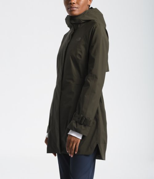 Women's City Breeze Rain Trench-