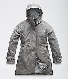 Women's City Breeze Rain Trench