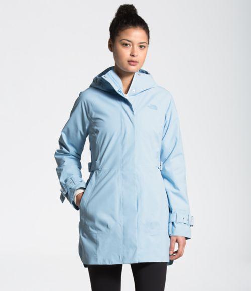 Women's City Breeze Rain Trench-