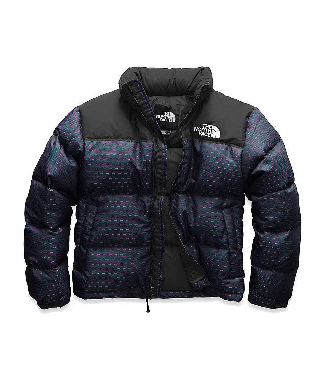 MEN'S 1996 ENGINEERED JACQUARD NUPTSE JACKET