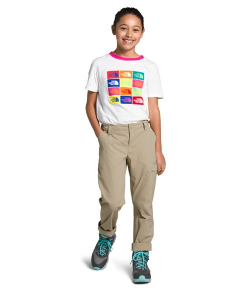 Girls' Exploration Pants-