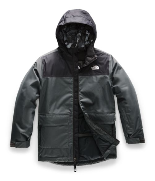 Manteau isolé Freedom pour garçons-