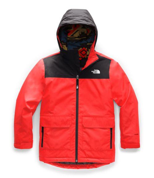 Boys' Freedom Insulated Jacket-