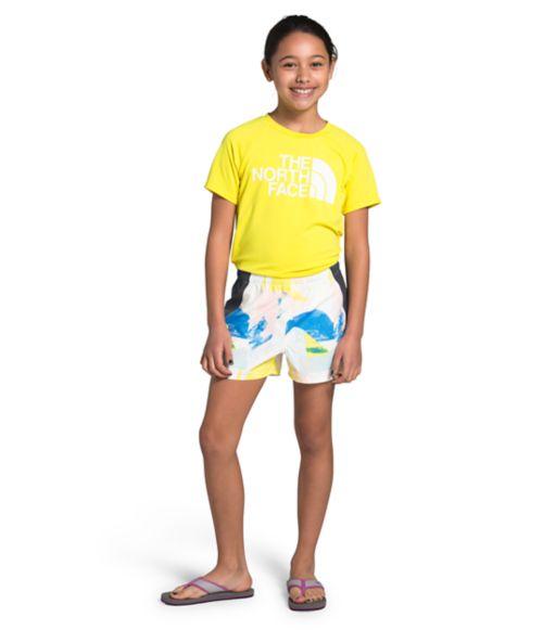 Short nautique Class V pour filles-