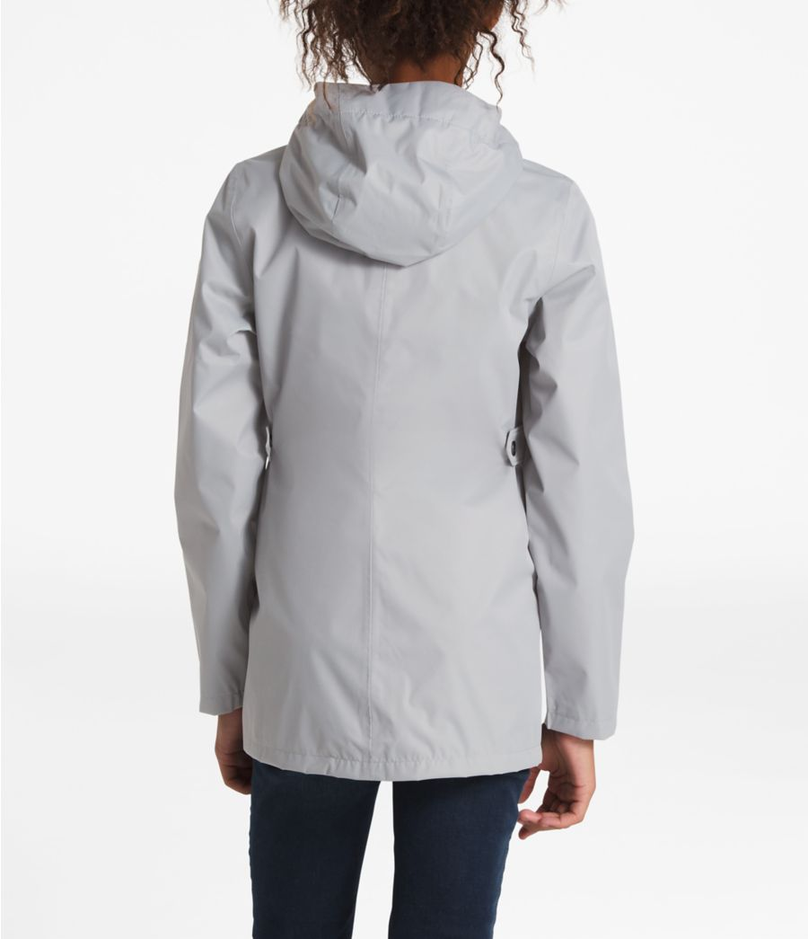 Girls' Laney Rain Jacket-
