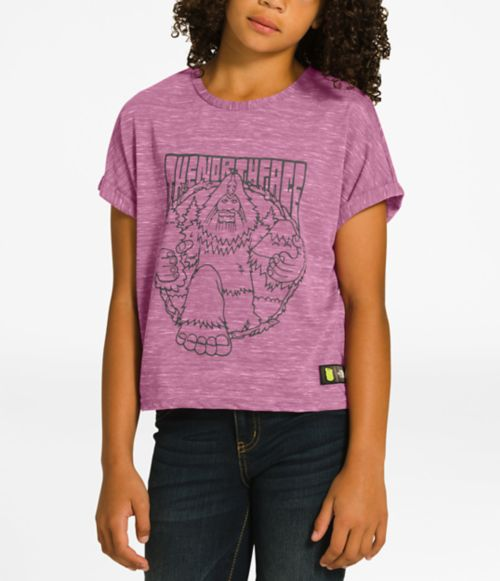 Girls' Long And Short Of It Tee-