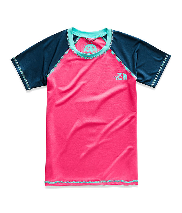Girls' Short-Sleeve Amphibious Tee